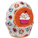 Papirnate posodice Cupcake party